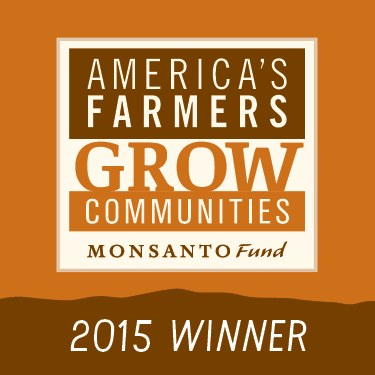 America Farmer's Grow Communities Winner