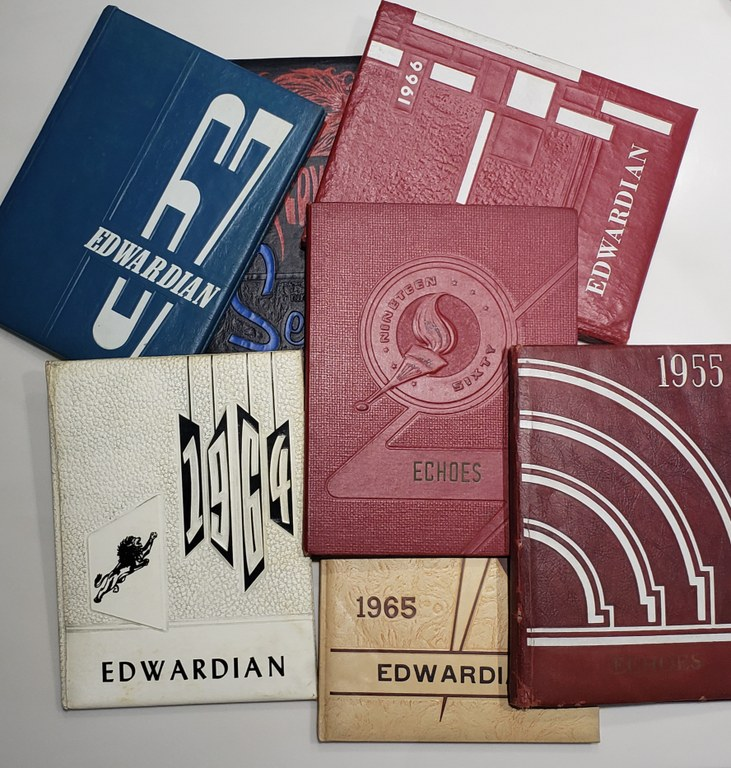 Edwards County High School and Grade School Yearbooks